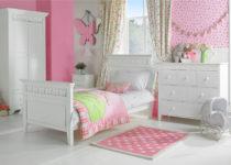 Colores y decoración de habitaciones para niñas