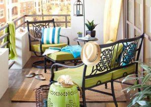5 claves para mejorar el aspecto de tu balcón