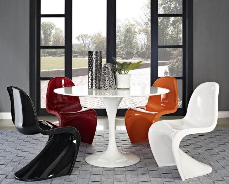 Verner Panton sillas de colores