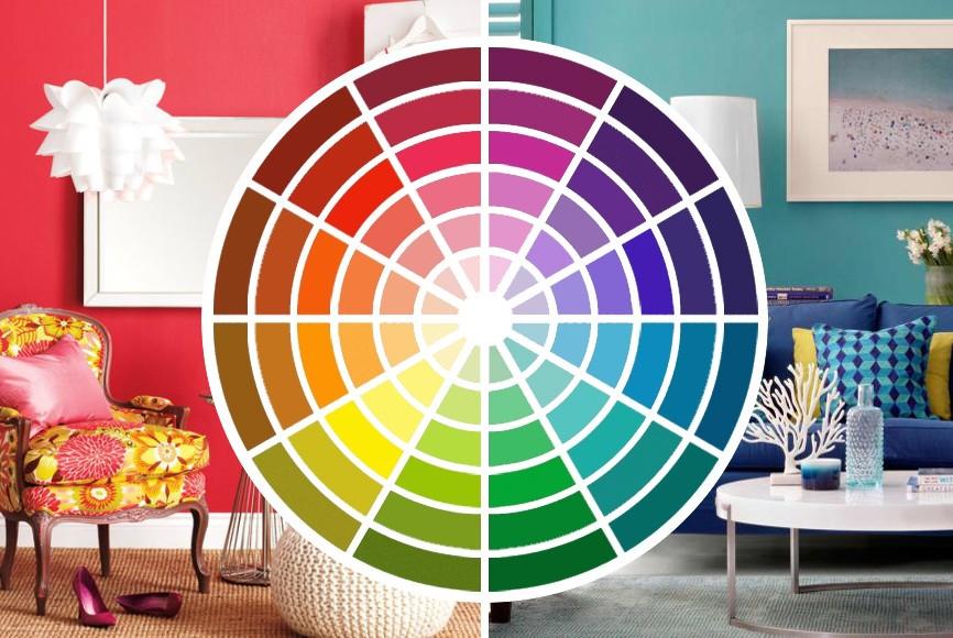 Colores fr os y c lidos crean una sensaci n de temperatura - Gama de colores calidos ...