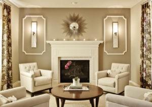 Cómo iluminar adecuadamente la sala o living
