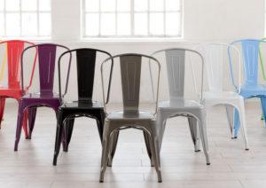 Las sillas Tólix, un clásico vintage en nuestra casa