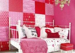 La técnica del Patchwork para decorar las paredes y muebles