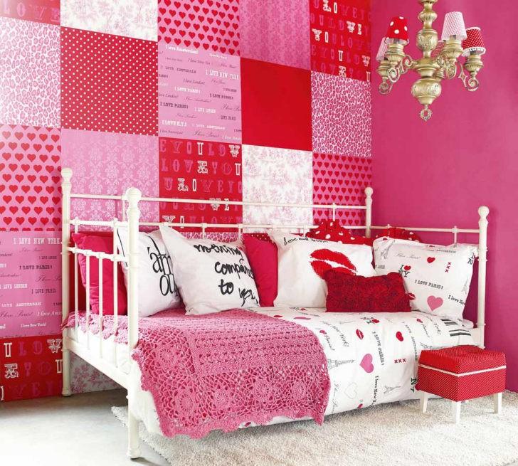 La t cnica del patchwork para decorar las paredes y - Tecnicas para pintar una habitacion ...