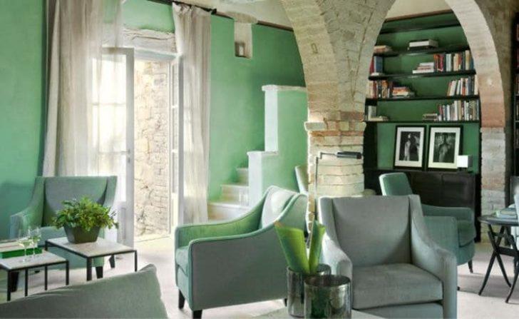 Los verdes, cómo combinarlos - Casa y Color