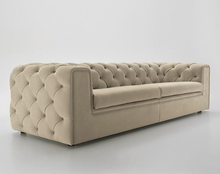 Sofa chesterfield moderno