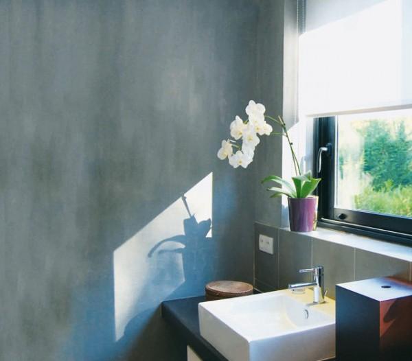 Efectos con pinturas y enduidos decorativos casa y color - Pinturas con efecto ...
