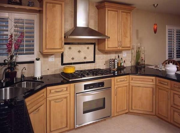 Tipos de distribuciones para cocinas casa y color for Cocinas en u