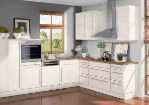 Tipos de distribuciones de los muebles en cocinas