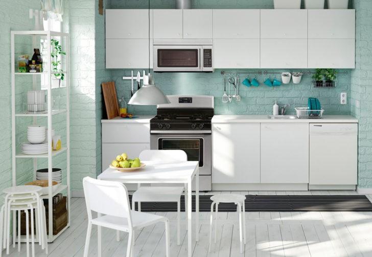 Tipos de distribuciones de los muebles en cocinas casa y for Cocina apartamento pequeno