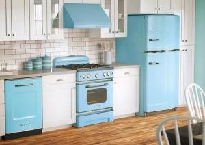 Electrodomésticos retro, un toque de los 50 y 60 en tu cocina