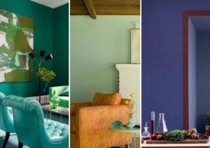 Colores para el 2013 en pintura y decoración