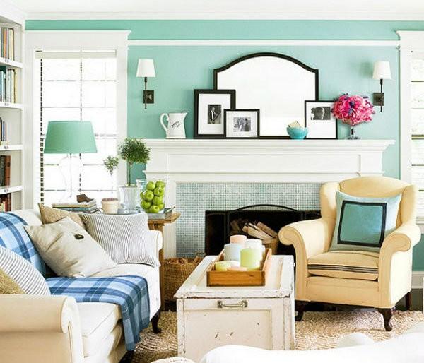 Pintureria nalon febrero 2013 - Combinacion pintura paredes interiores ...