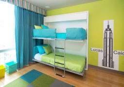 Combinaciones de colores con azul para habitación de varones ...