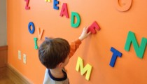 Decorando paredes de habitaciones infantiles