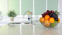 Diseño de cocinas: materiales