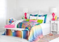 Alegra tu hogar, decoración con colores flúor