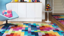 Viste tu casa de multicolor