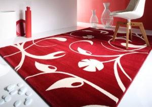 El tamaño adecuado de alfombra para cada ambiente