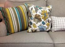 Decora con almohadones de colores