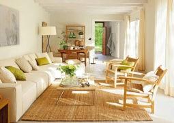 Moquetas y alfombras de fibras vegetales