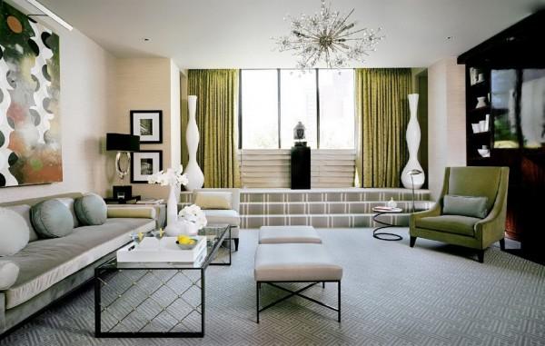 El estilo art dec en tu casa casa y color for Pictures of art deco interior design