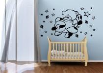 Decorar el cuarto para un bebé
