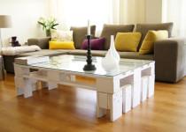Decoración con madera, ambiente exclusivo a bajo precio