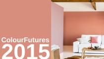 Sombra de cedro, uno de los colores de pintura para el 2015