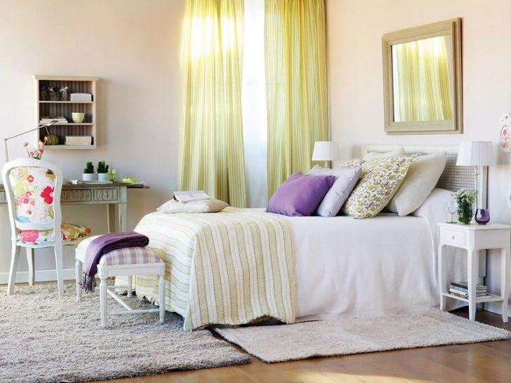 Dormitorio acogedor pasteles