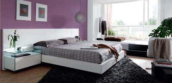 De qu color pintar el dormitorio casa y color for Modelo de dormitorio 2016