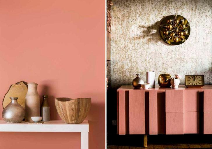 Sombra de cedro pared y mueble