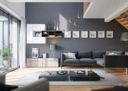 Cómo incorporar el gris en la decoración de casa
