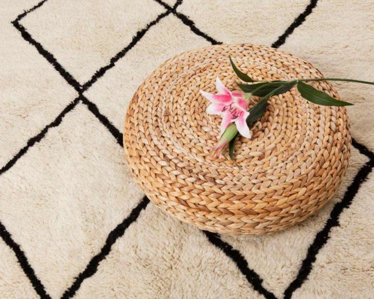 Modernas y c lidas alfombras de lana fabricadas a mano - Alfombras hechas a mano con lana ...