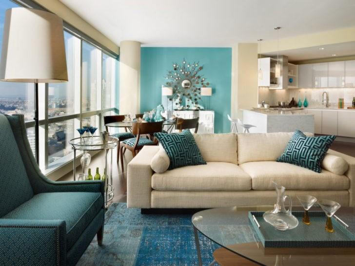 Decoración Y Pintura Aguamarina Un Azul Fresco Y Radiante Casa Y Color