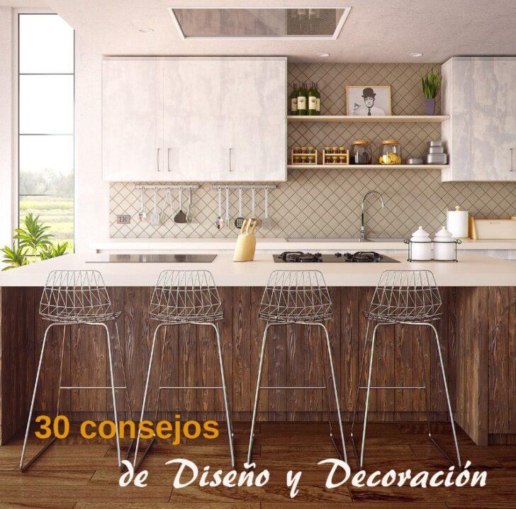Portada de 30 consejos de decoración