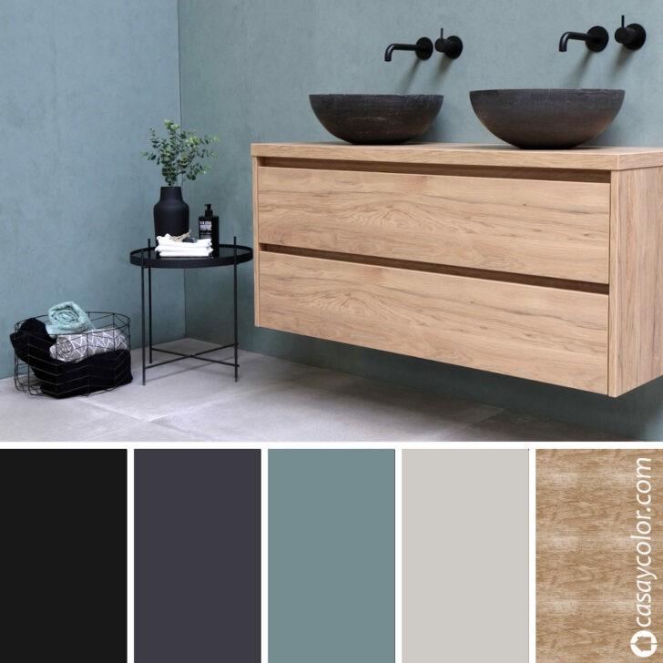Baño elegante sencillo