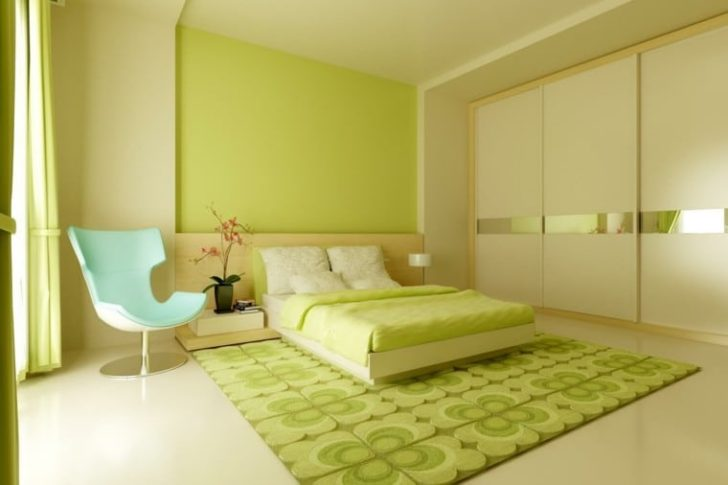 El Color Verde En Pintura Y Decoración De Interiores Casa Y Color