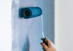 La pintura en las paredes, la base de la decoración