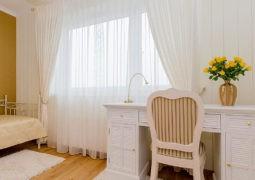 Escoge las cortinas para los dormitorios
