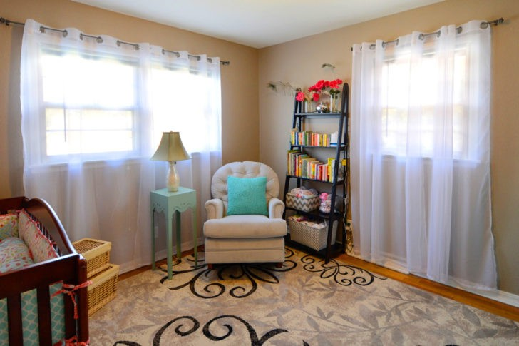 Escoge las cortinas para los dormitorios - Casa y Color