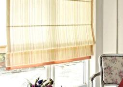 Tipos de cortinas para la sala o el dormitorio