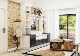 La decoración en viviendas de alquiler