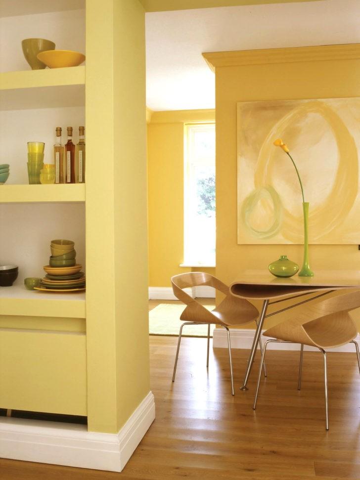 Interior amarillo