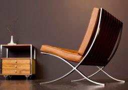 Siete sillas de diseño famosas del siglo XX