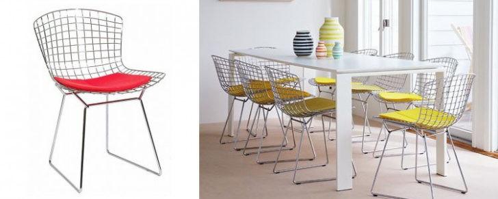 Siete sillas de dise o famosas del siglo xx casa y color for Comodas diseno italiano
