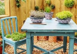 Algunos consejos para un jardín pequeño en casa