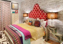 Boho Chic, un estilo de decoración alegre y colorido