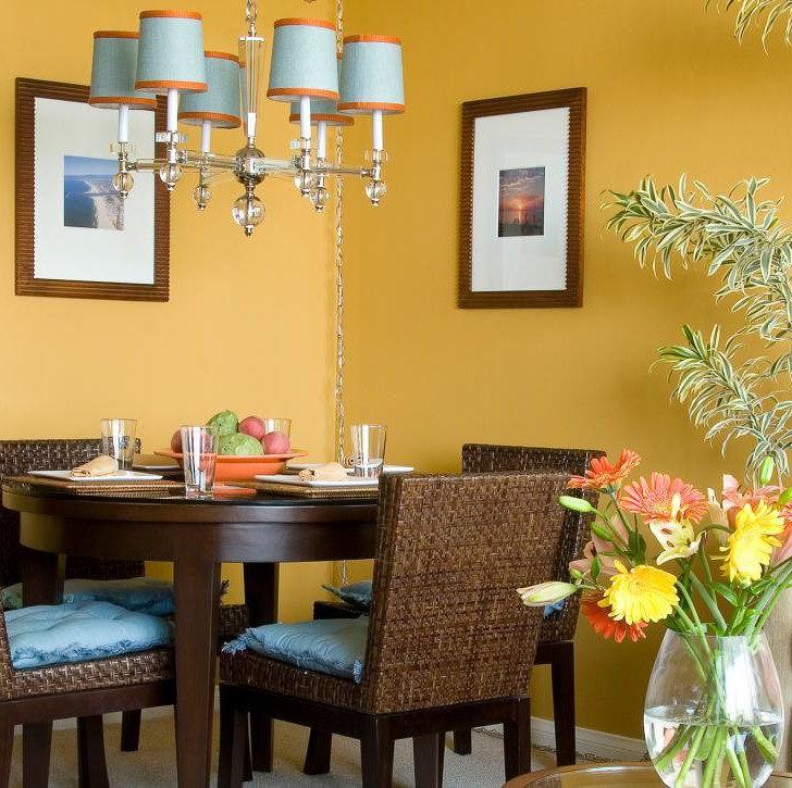 De qué color pintar el comedor? - Casa y Color