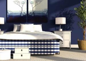 El azul naval, náutico o navy blue en decoración de interiores